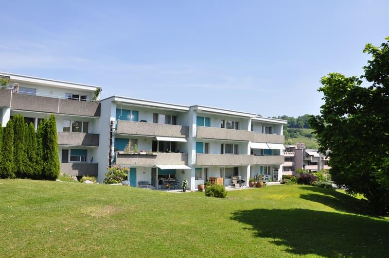 Der nächste Frühling kommt bestimmt - coole Wohnung mit Balkon