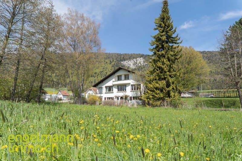 Maison Familiale de 6.5 pièces / 6.5-Zimmer Einfamilienhaus
