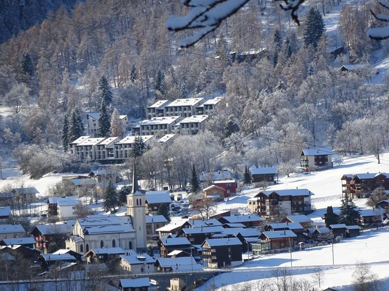 Das Dorf Lax