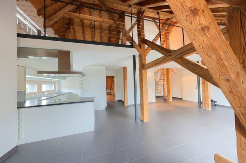 Superbe appartement dans une ferme rénovée