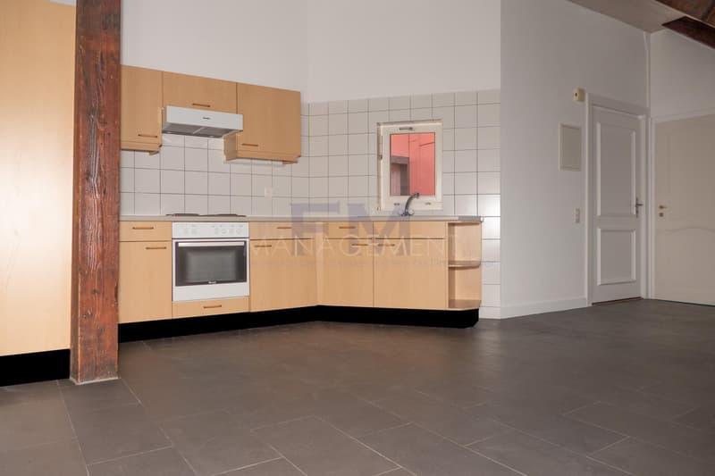 Pâquis - Rue de Monthoux - 2,5 pièces au 6ème étage