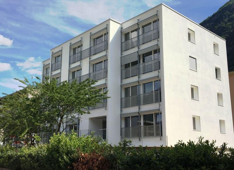 Appartamento 2.5 locali completamente ristrutturato a Biasca