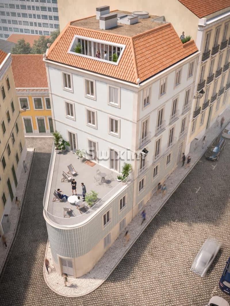 Immeuble - Rua Maria