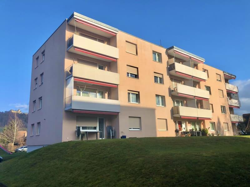 *1 Monat gratis Wohnen* schöne 4.5-Zimmer-Wohnung mit Balkon