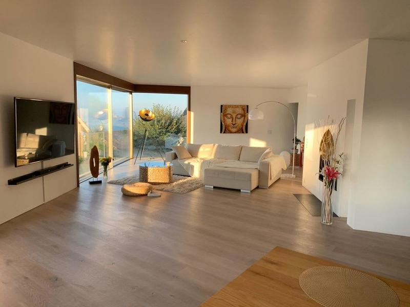 Magnifique appartement de 4,5 pièces avec jardin