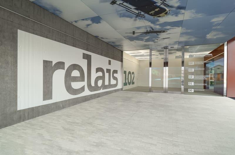 relais102 - 3.60 Raumhöhe - Platz für Ideen