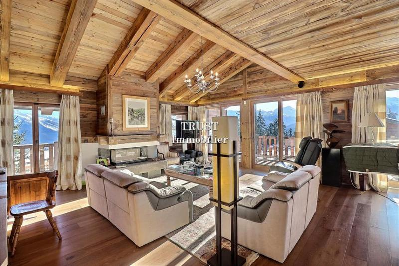 Appartement de haut standing à Montana; Réf : TCM - 4014