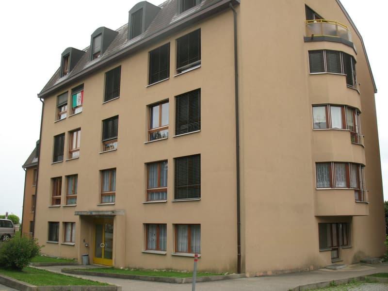TIRES 2A-B + 2C-D, Place de parc int.