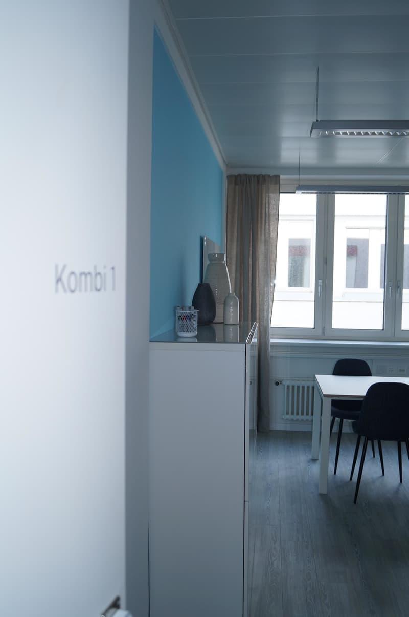 Professioneller Praxisraum tageweise zu mieten in Zürich