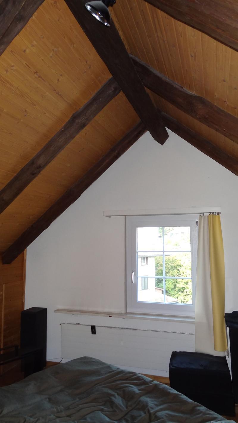 Zimmer DG mit Dachfenster