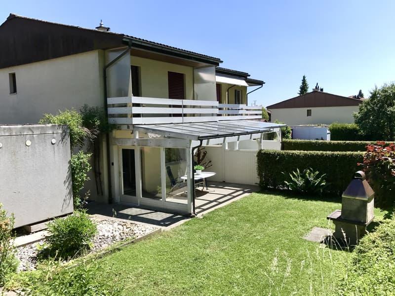 Gepflegtes Reihen-Eck-Haus mit Einzelgarage und Abstellplätzen (1)