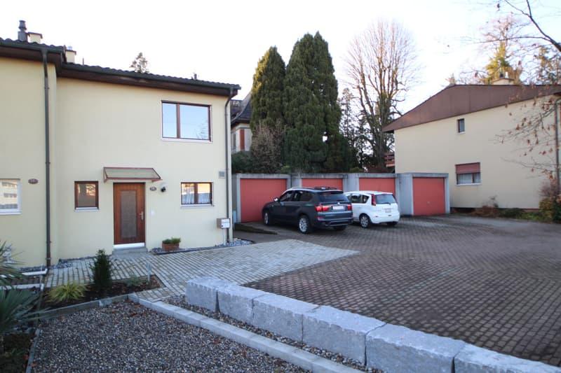 Gepflegtes Reihen-Eck-Haus mit Einzelgarage und Abstellplätzen (3)