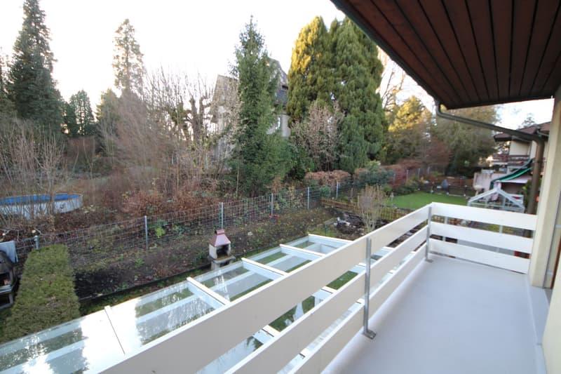 Gepflegtes Reihen-Eck-Haus mit Einzelgarage und Abstellplätzen (4)