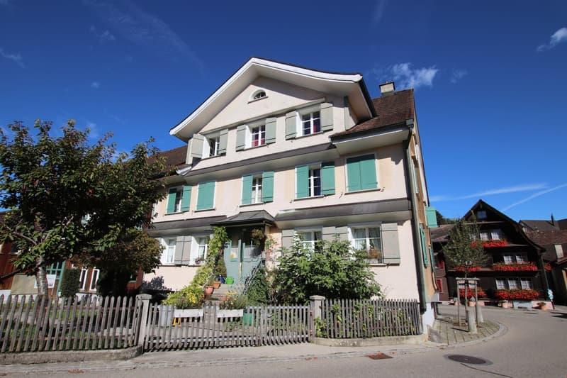 3½ Zimmer-Dachwohnung im Zentrum von Oberuzwil