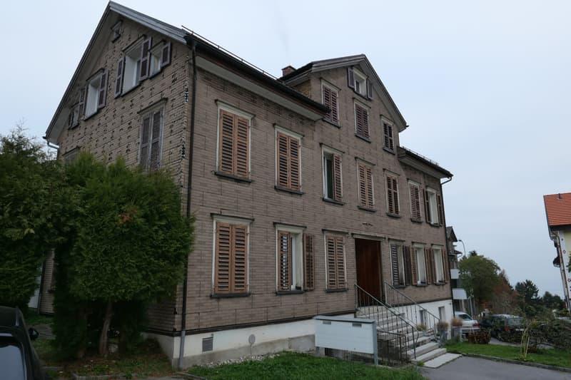 Ansicht Vierfamilienhaus