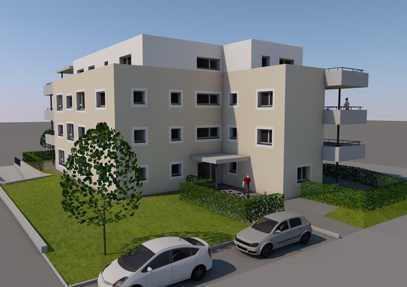 Zentral gelegene, attraktive Eigentumswohnungen zu verkaufen