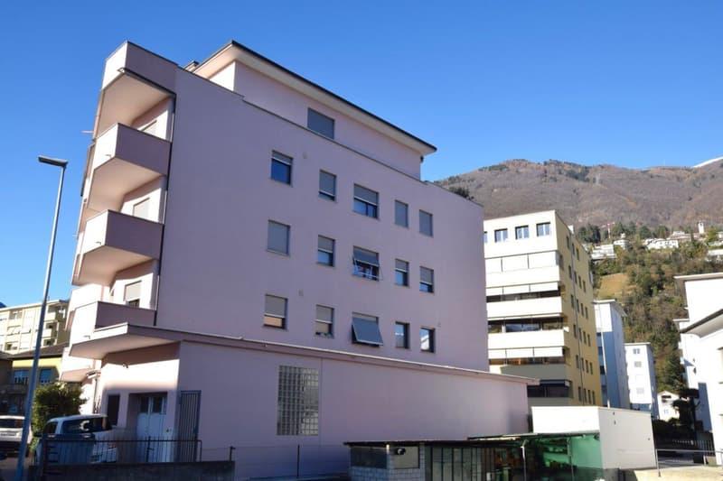 Appartamento 3,5 locali in zona strategica (residenza primaria)
