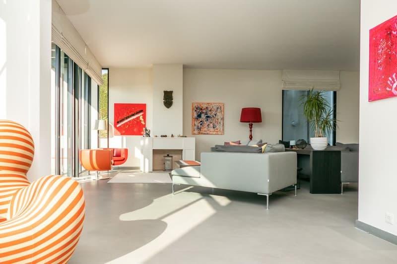 Maison contemporaine avec une sublime vue lac à Cologny (3)