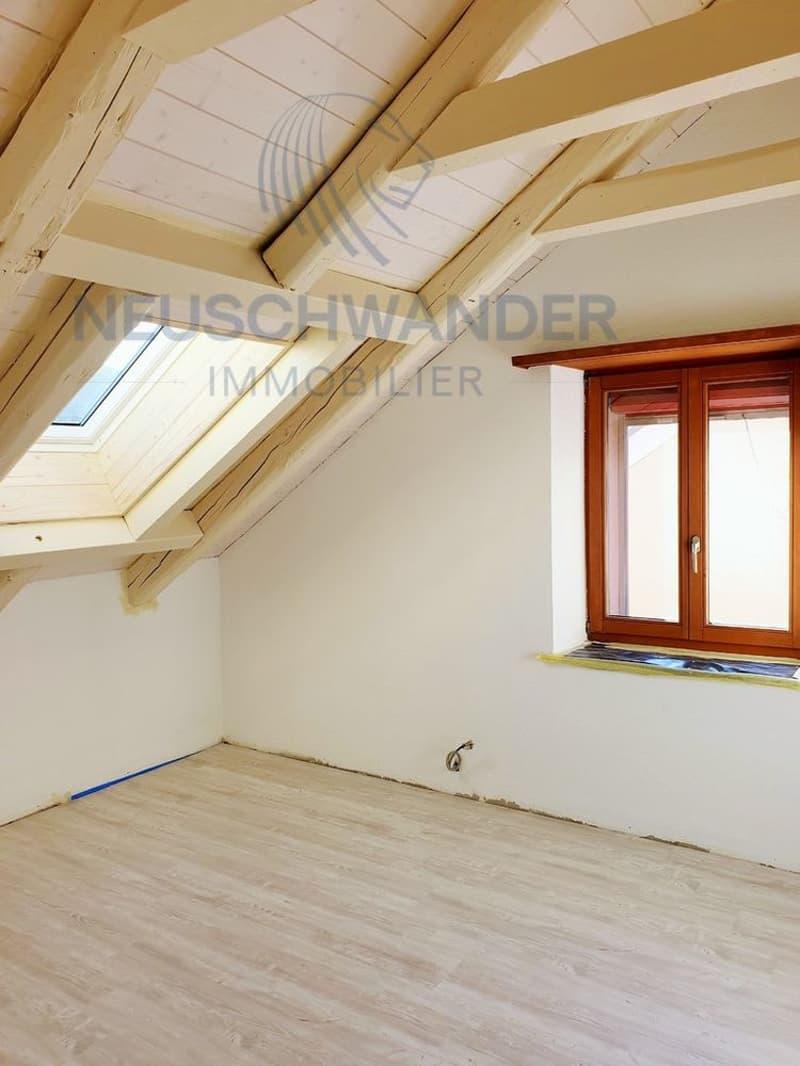 Appartement de 3.5 pièces - 80 m2