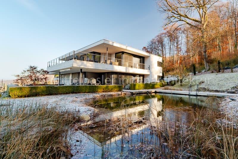 Aussergewöhnliche Eigentumswohnung mit spektakulärer Panoramaaussicht
