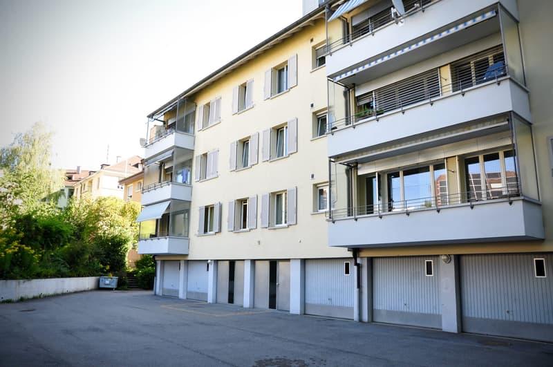Zentrale, helle 3-Zimmerwohnung im schönen Quartier Liebefeld!