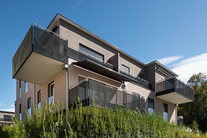 Neubau-Attikawohnung mit zwei Terrassen