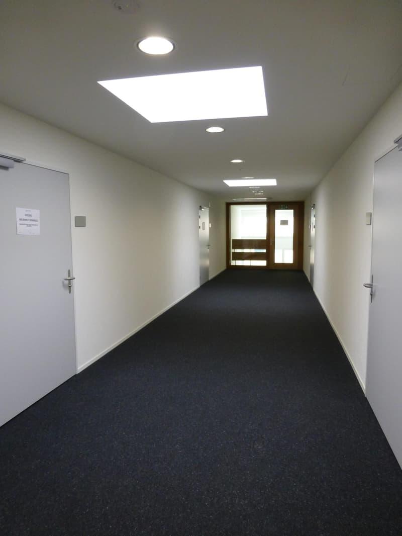 Eingangsbereich zu den Büroräumen