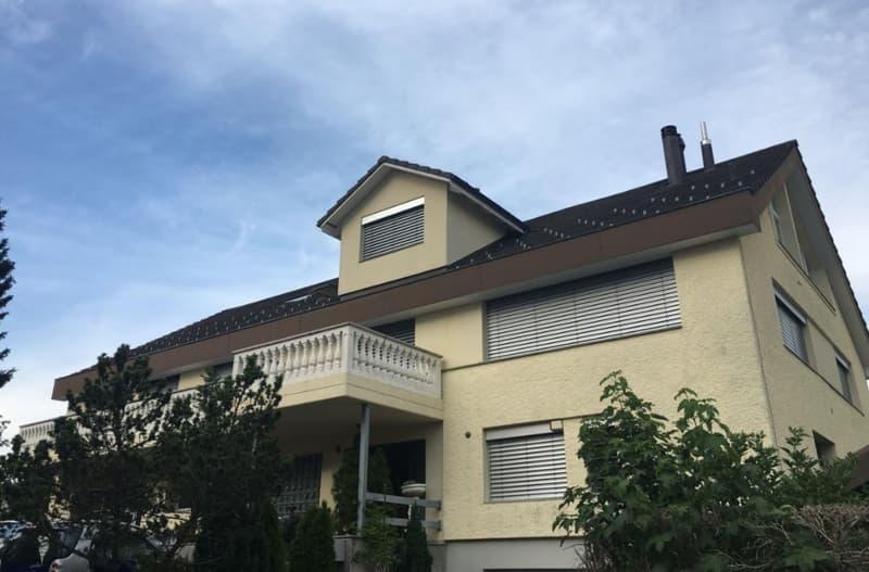 Wohn- und Geschäftshaus mit Baureserve