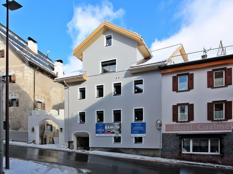 Seltene Gelegenheit in Lantsch/Lenz: Neubau-Ferienwohnungen Tgeasa Carmenna