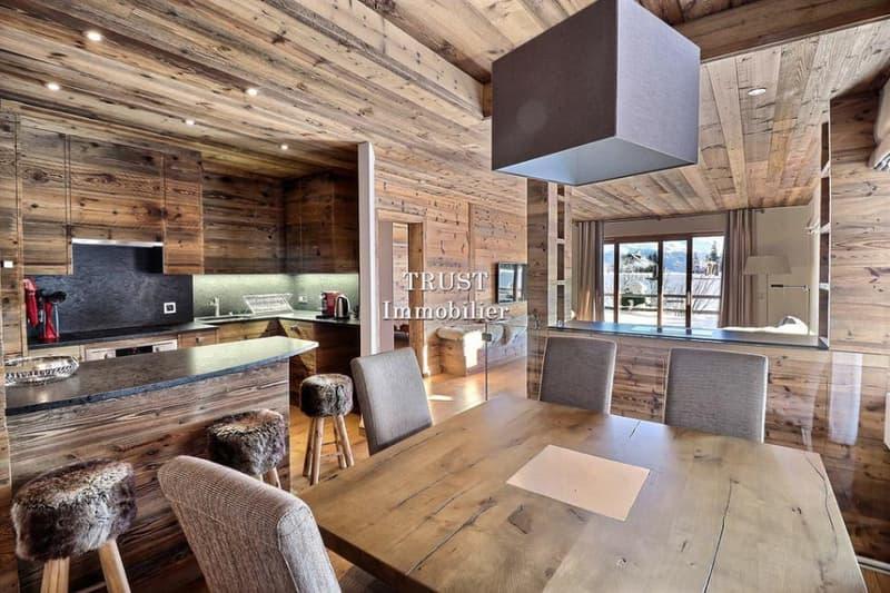 Magnifique appartement au centre de Montana; TCM - 4026