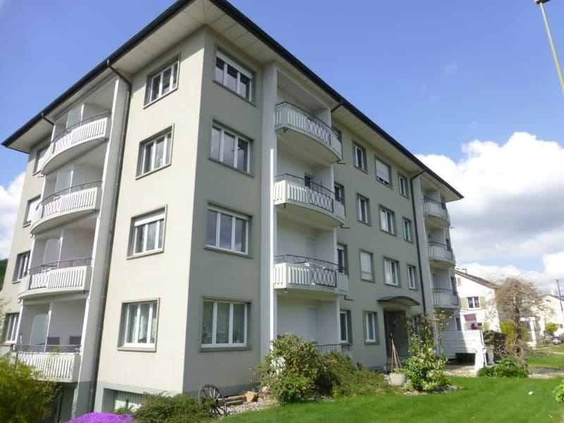 Moderne 3.5-Zimmerwohnung mit 2 Balkone