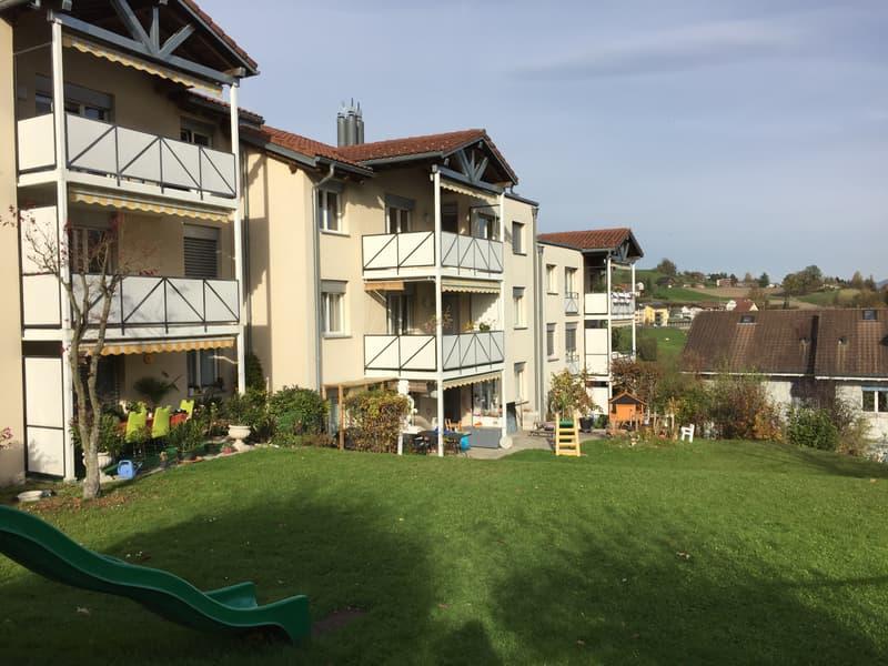 Sonnige 4 1/2-Zimmerwohnung in Adligenswil