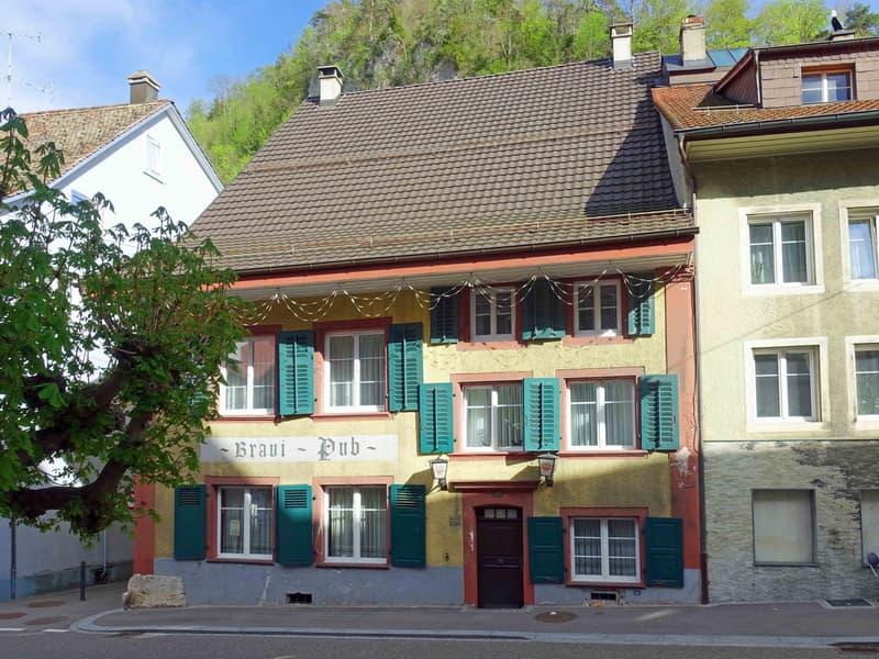 Sorglos Paket Wohnen und Rendite plus Grundstück am Bach