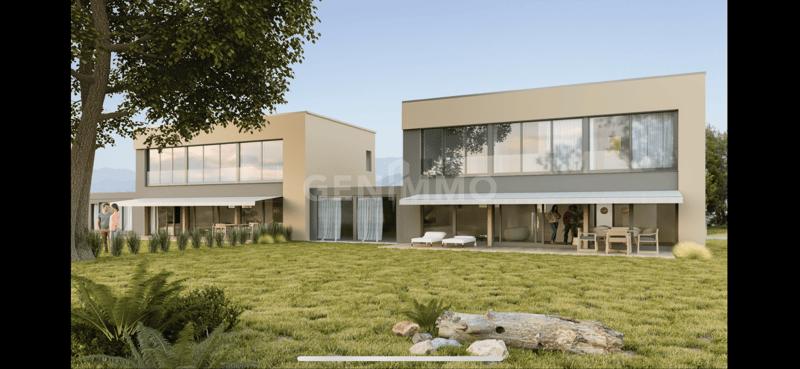 Villa jumelée - Lot B