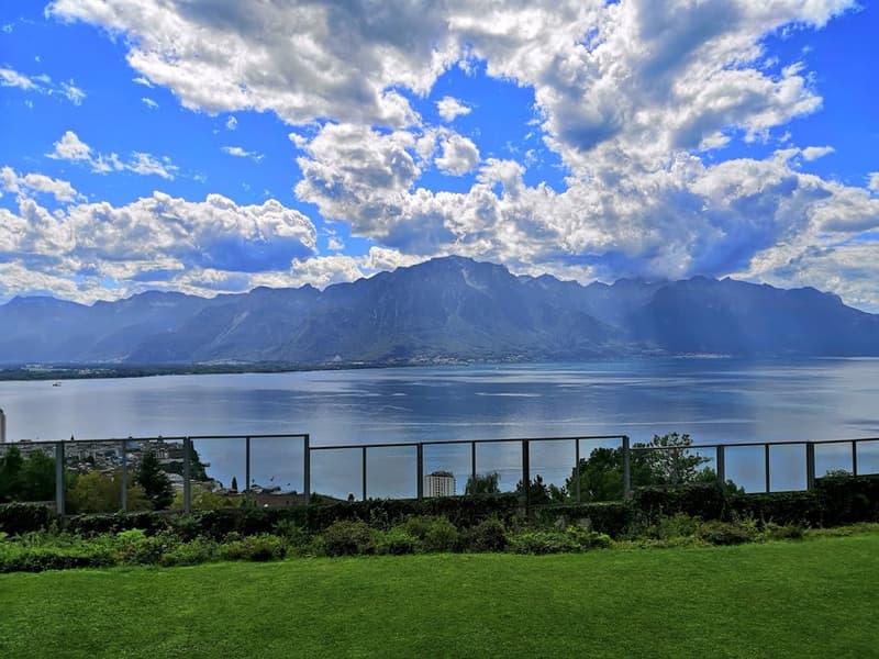 Beau 4.5 pièces avec vue panoramique sur le lac