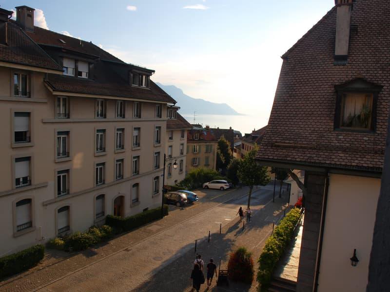 COUP DE COEUR : 3 pièces à Montreux