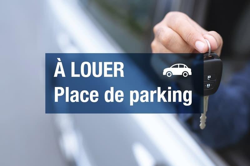 Location parking Renens