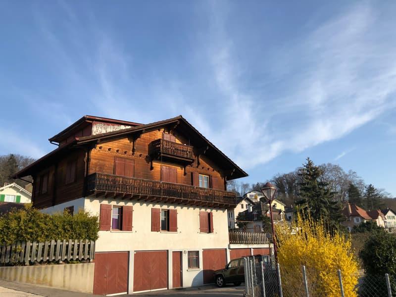 Appartement de 4 pièces à Lucens