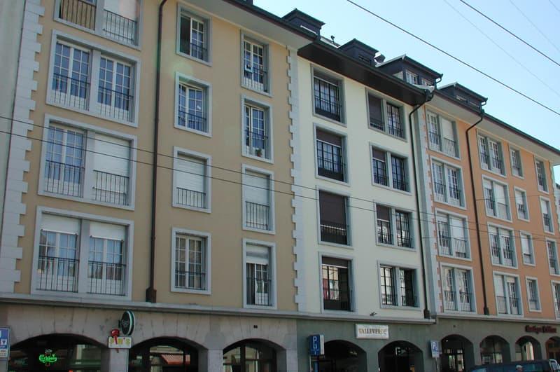 Appartement de 3 pièces à quelques pas du port de la Tour-de-Peilz