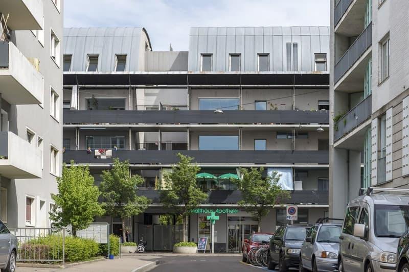 Balkone Efringerstrasse