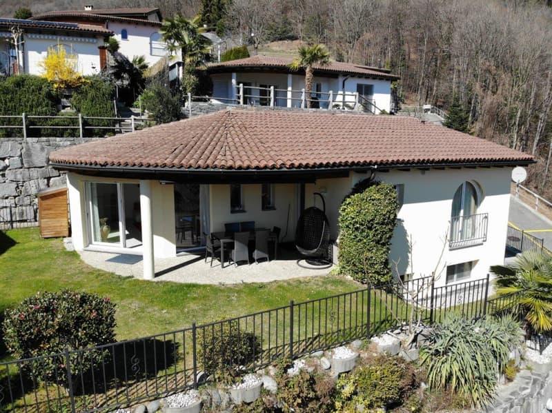4 1/2-Zimmer-Einfamilienhaus mit Garten und schöner Aussicht