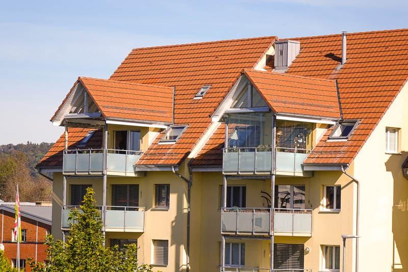 148 m² grosse, familienfreundliche 5.5–Zimmer Dachmaisonette-Wohnung mit Lift