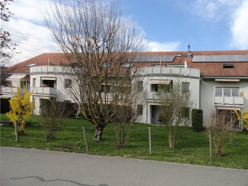 Moderne Dachwohnung in Safnern