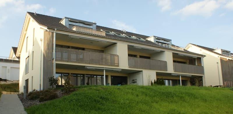 Traumhafte 4.5-Zimmer-Wohnung mit Blick in die Alpen
