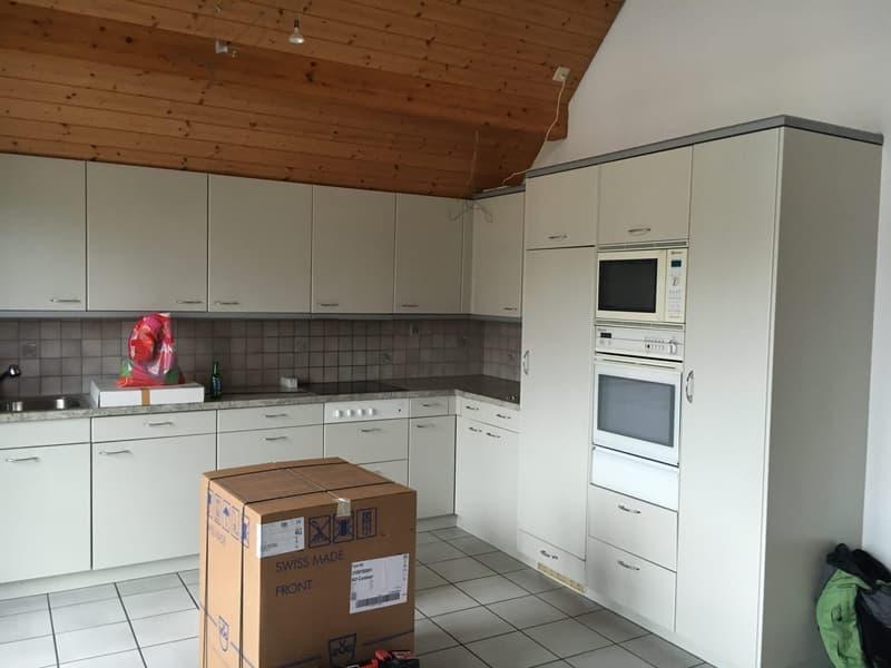 Grosszügige offene Küche