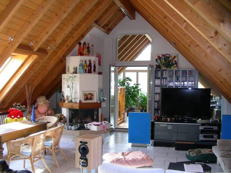 Sehr grosse 4.5 Zimmer Wohnung