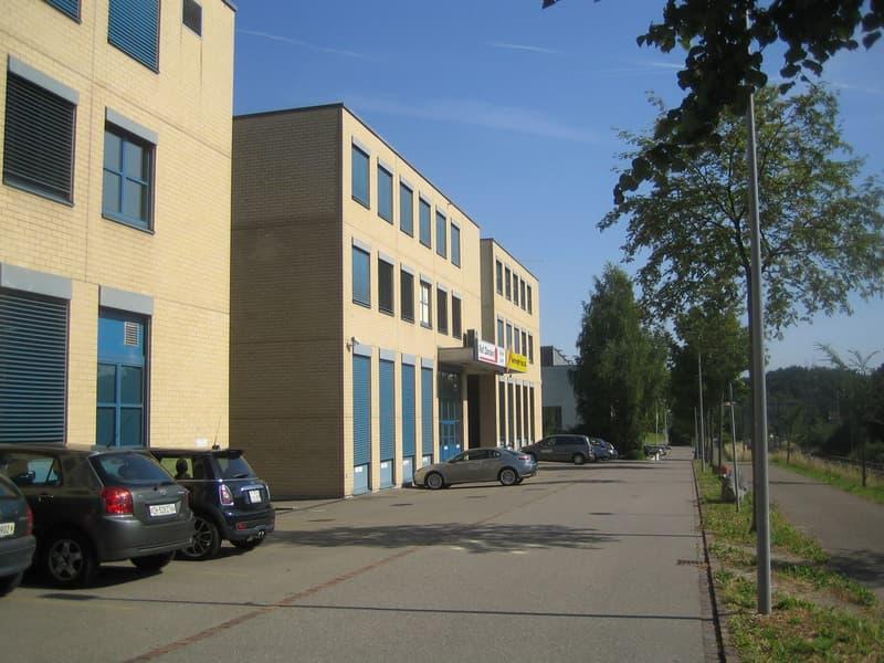 Ausgebaute Büro-/Gewerberaumflächen ab 150 m2 per Herbst 2020 zu vermieten!