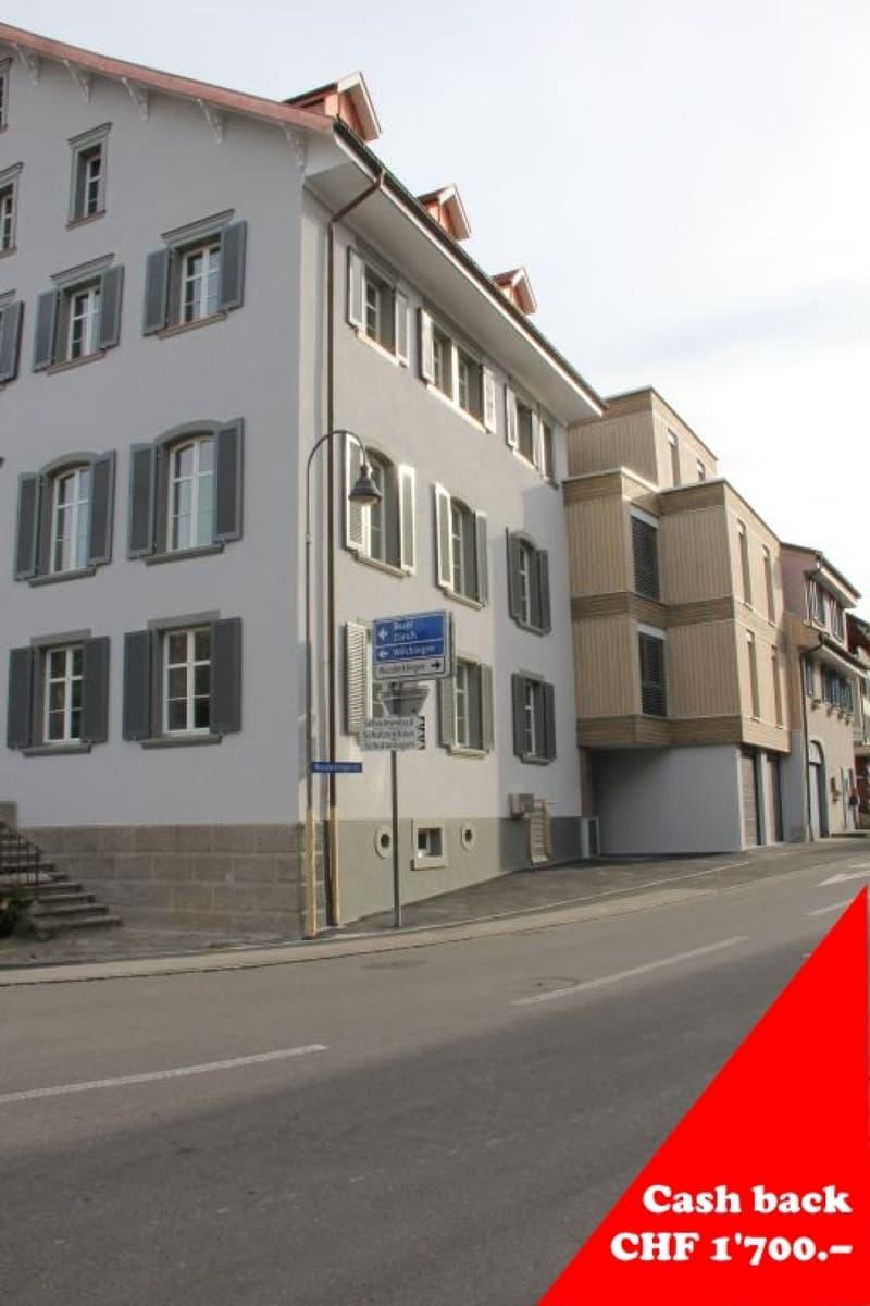 1 Monatsmiete geschenkt - wunderschöne 4.5-Zimmer-Wohnung im Klettgau