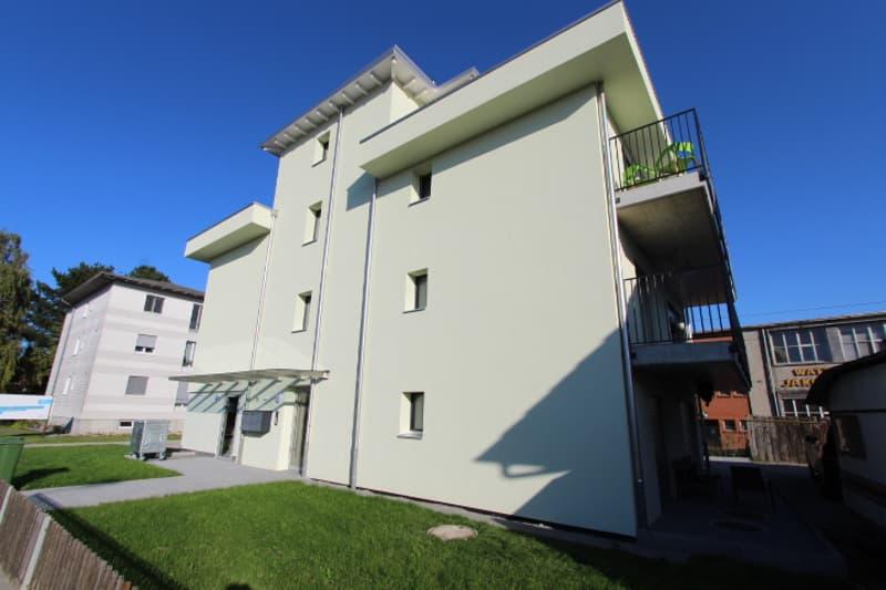 Per 01.03.2020 zu vermieten 2.5 Zi.-Wohnung neues modernes Gebäude mit Balkon in Oberentfelden