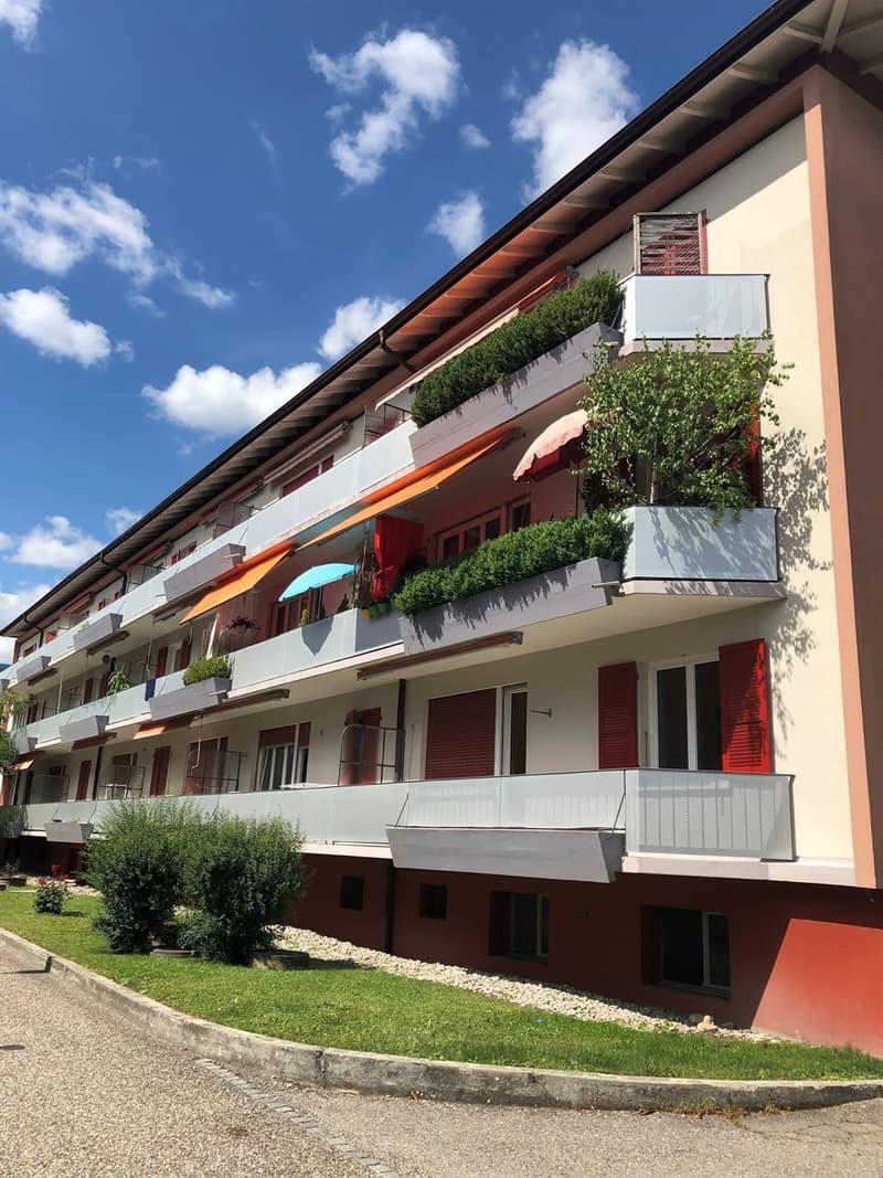 Renovierte 3-Zimmerwohnung an der Gurnigelstr. 26 in Nidau